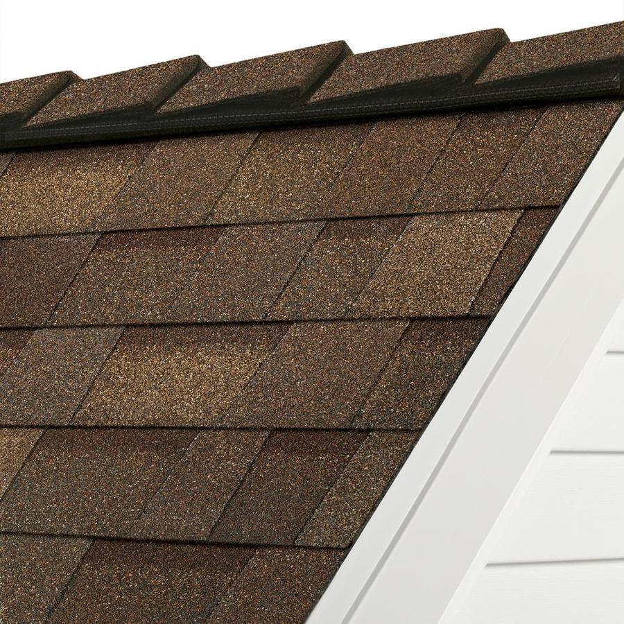 Owens Corning DecoRidge 20-lin ft Artisan Aged Cedar Hip and Ridge Roof Shingles