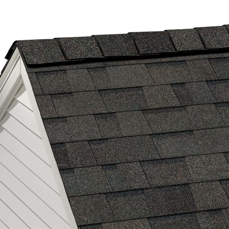 Owens Corning Highridge 21.3-lin ft Artisan Peppermill Gray Hip and Ridge Roof Shingles