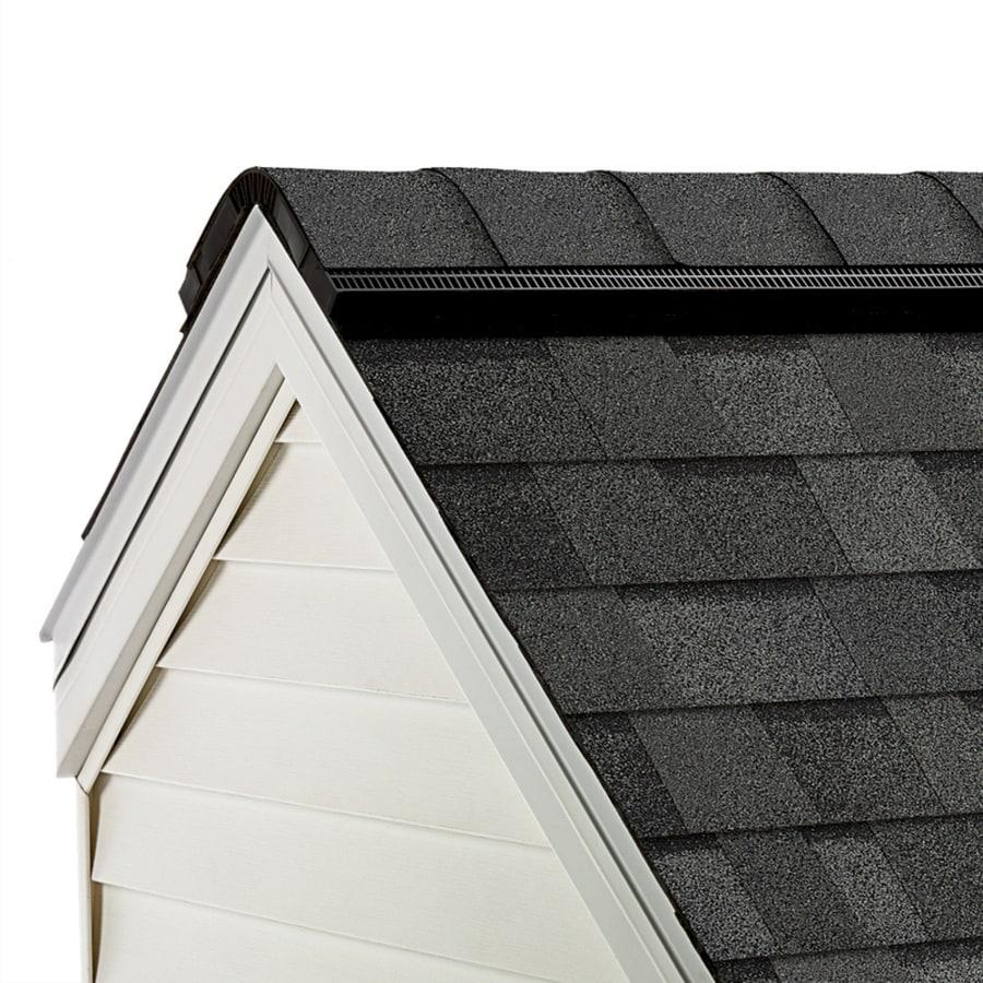 Owens Corning ProEdge 41.95-lin ft Estate Gray Hip and Ridge Roof Shingles