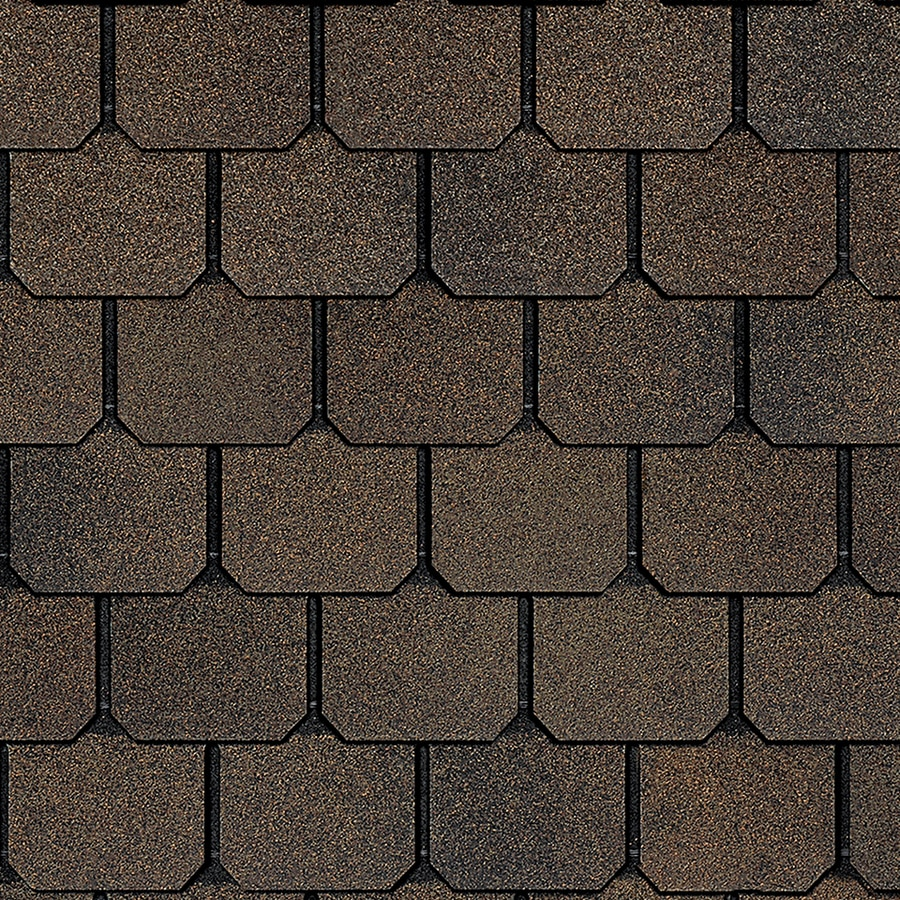 Owens Corning Devonshire 33.33-sq ft Hearth Architectural 5-Tab Roof Shingles