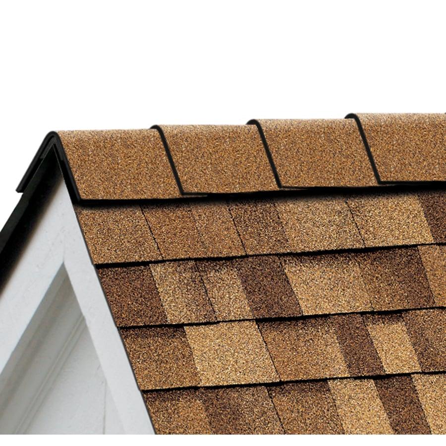 Owens Corning DuraRidge 20-lin ft Desert Tan Hip and Ridge Roof Shingles