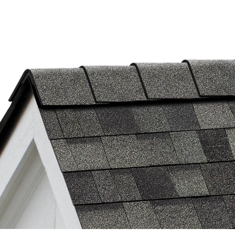 Owens Corning DuraRidge 20-lin ft Estate Gray Hip and Ridge Roof Shingles