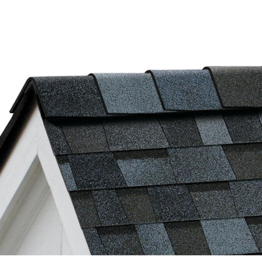 Owens Corning DuraRidge 20-lin ft Pacific Wave Hip and Ridge Roof Shingles