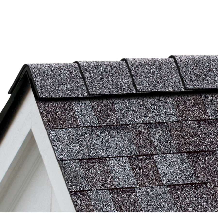 Owens Corning DuraRidge 20-lin ft Quarry Gray Hip and Ridge Roof Shingles
