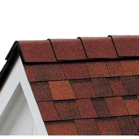 Owens Corning Duraridge 20 Lin Ft Terra Cotta Hip And Ridge Roof Shingles