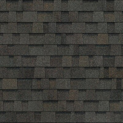 Oakridge 32 8 Sq Ft Peppermill Gray Algae Resistant Laminated Architectural Roof Shingles