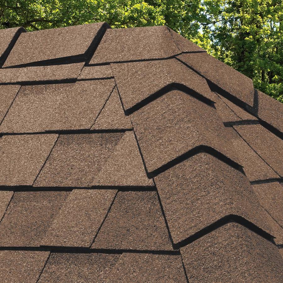 Owens Corning DecoRidge 20-lin ft Mojave Laminated Hip and Ridge Roof Shingles