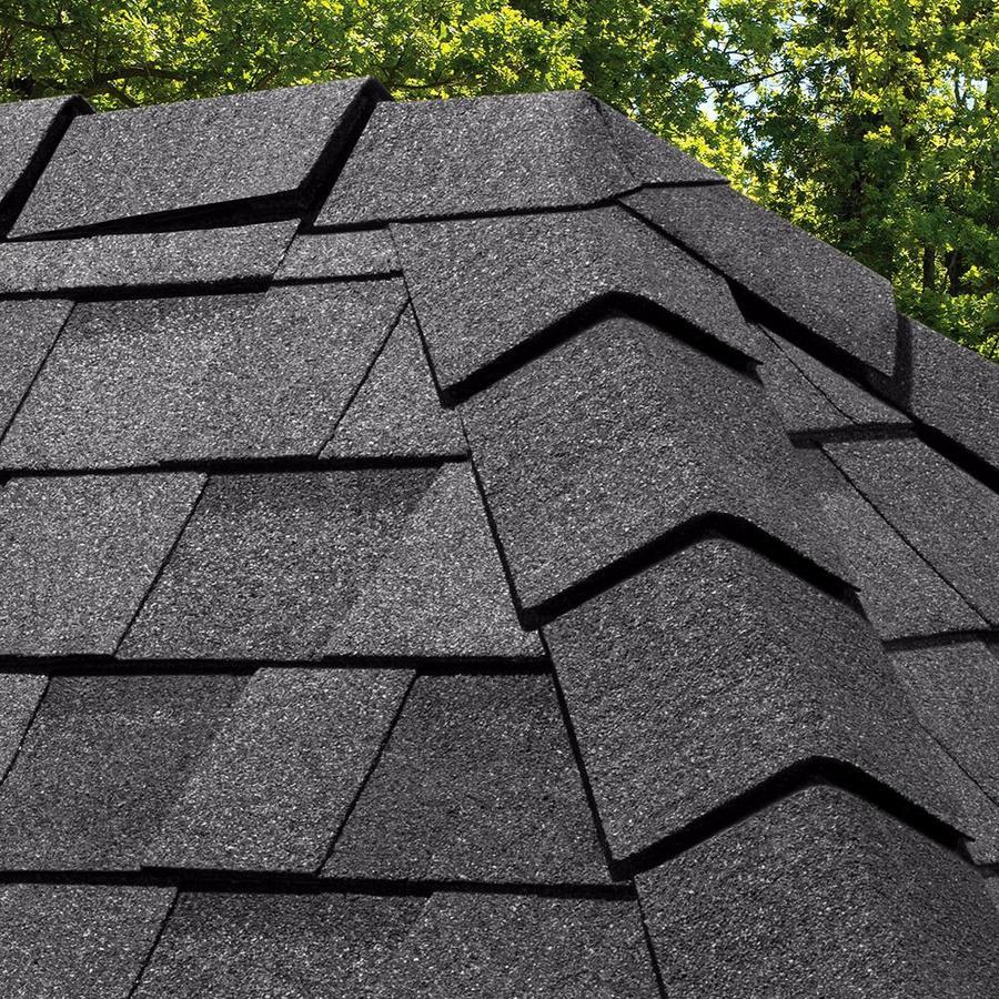 Owens Corning DecoRidge 20-lin ft Mountainside Laminated Hip and Ridge Roof Shingles