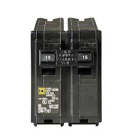BRSN215 Molded Case 15V 240V Circuit Breaker 2Pole BR Series BRSN Circuit