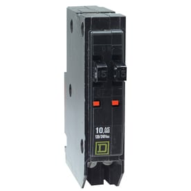 Square D Qo Circuit Breakers At Lowes Com