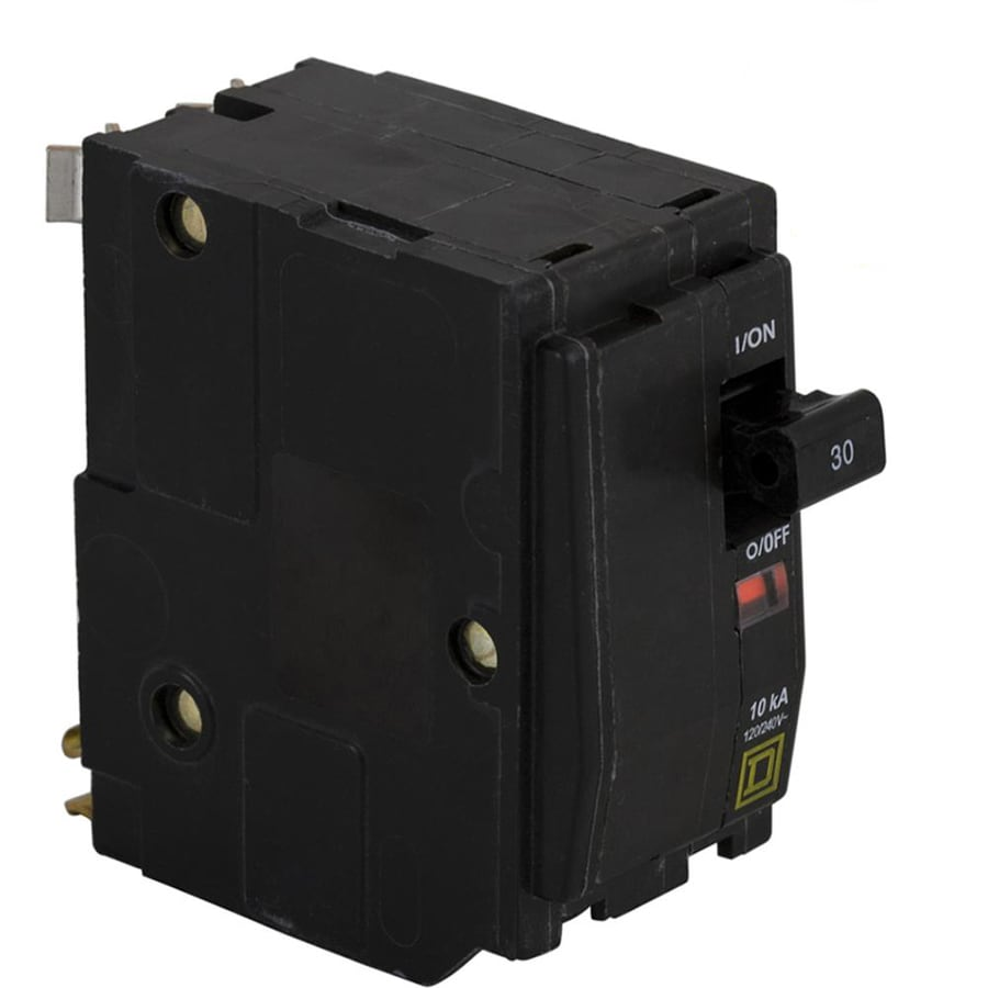 Square D Qo 30-Amp 2-Pole Circuit Breaker