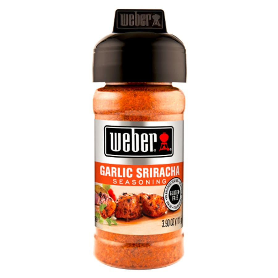 Weber 3.9-oz Garlic Sriracha Seasoning Blend