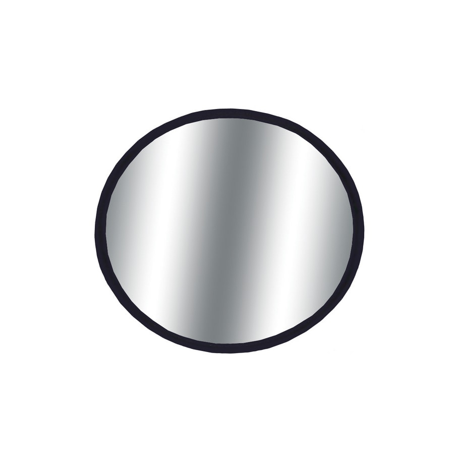 CIPA 2 inch round convex HotSpot mirror with convenient stick-on mounting