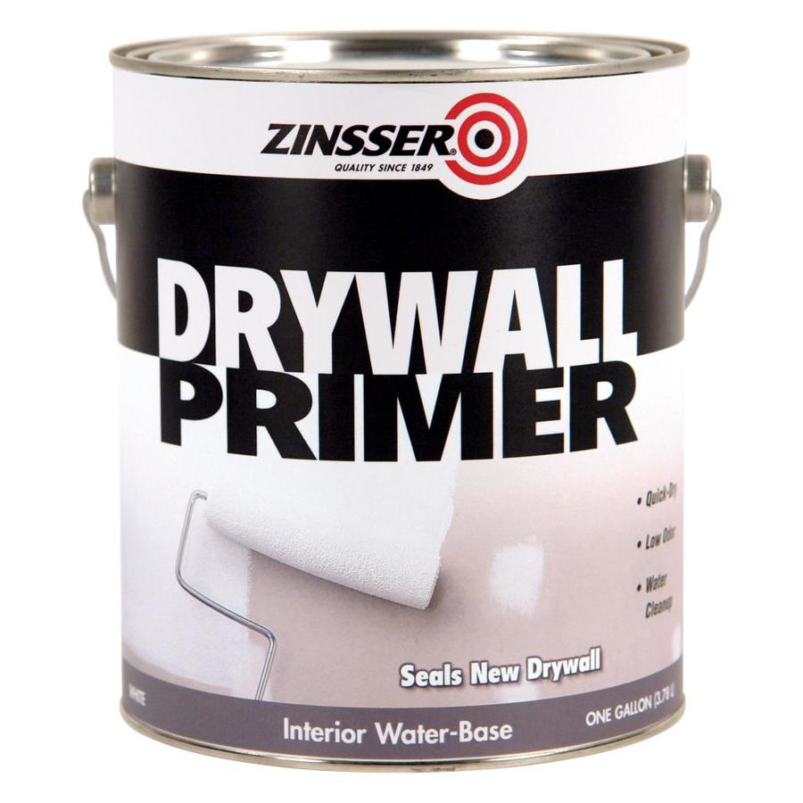 Zinsser Drywall Interior Latex Primer (Actual Net Contents: 128-fl oz)