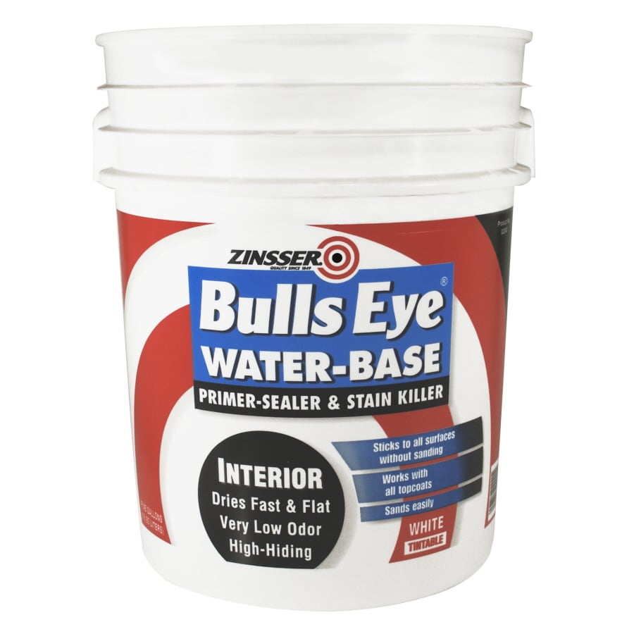 Zinsser Bulls Eye Interior Latex Primer (Actual Net Contents: 640-fl oz)