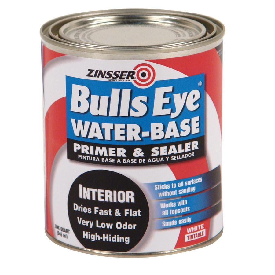 Rust-Oleum Bulls Eye Interior Latex Primer (Actual Net Contents: 32-fl oz)