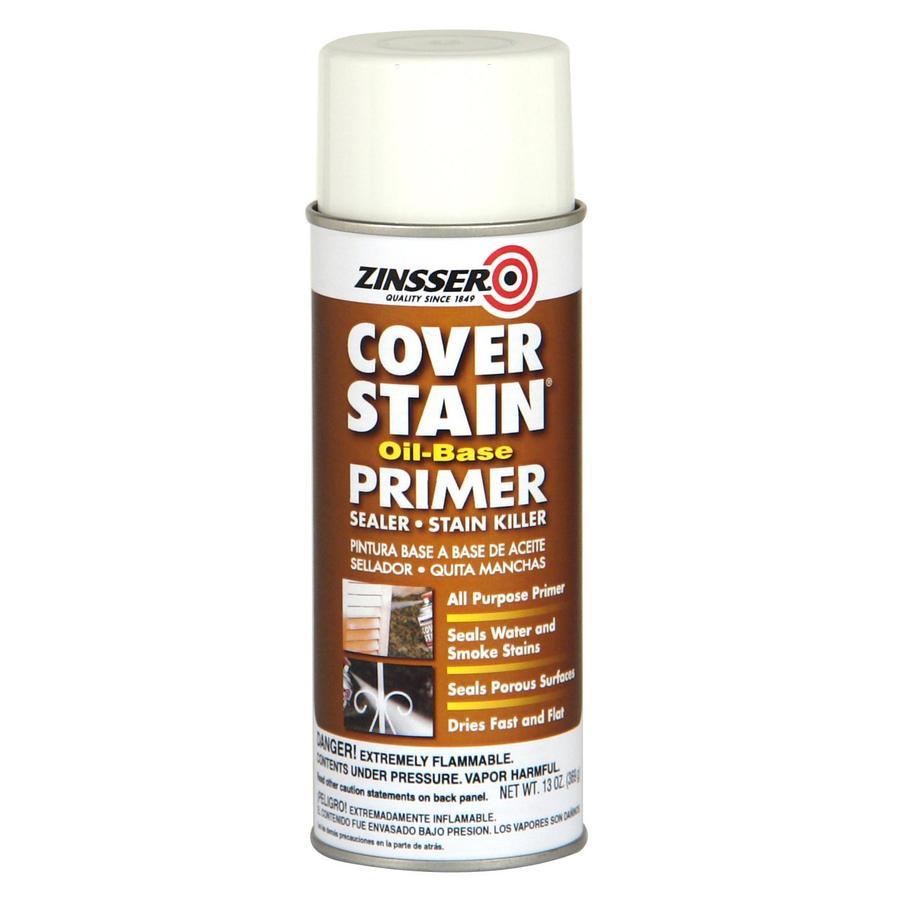 Zinsser Cover Stain Oil-Base Primer-Sealer Interior Oil Primer (Actual Net Contents: 13-fl oz)