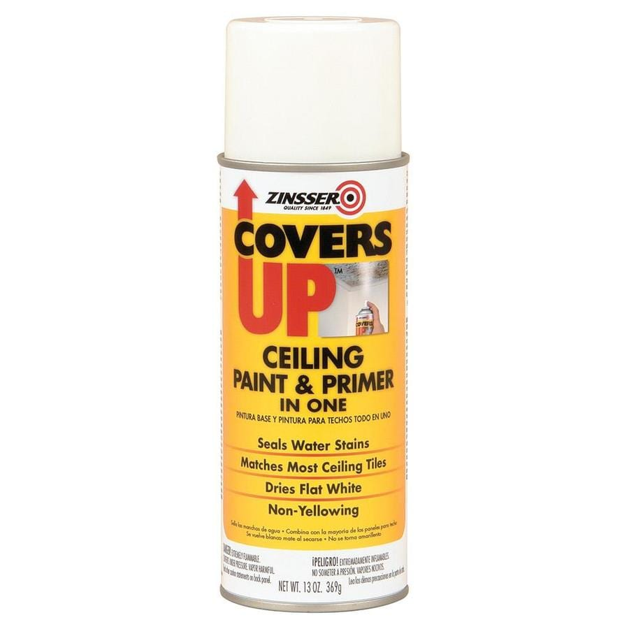 Zinsser Covers Up Interior Multi Purpose Oil Based Wall