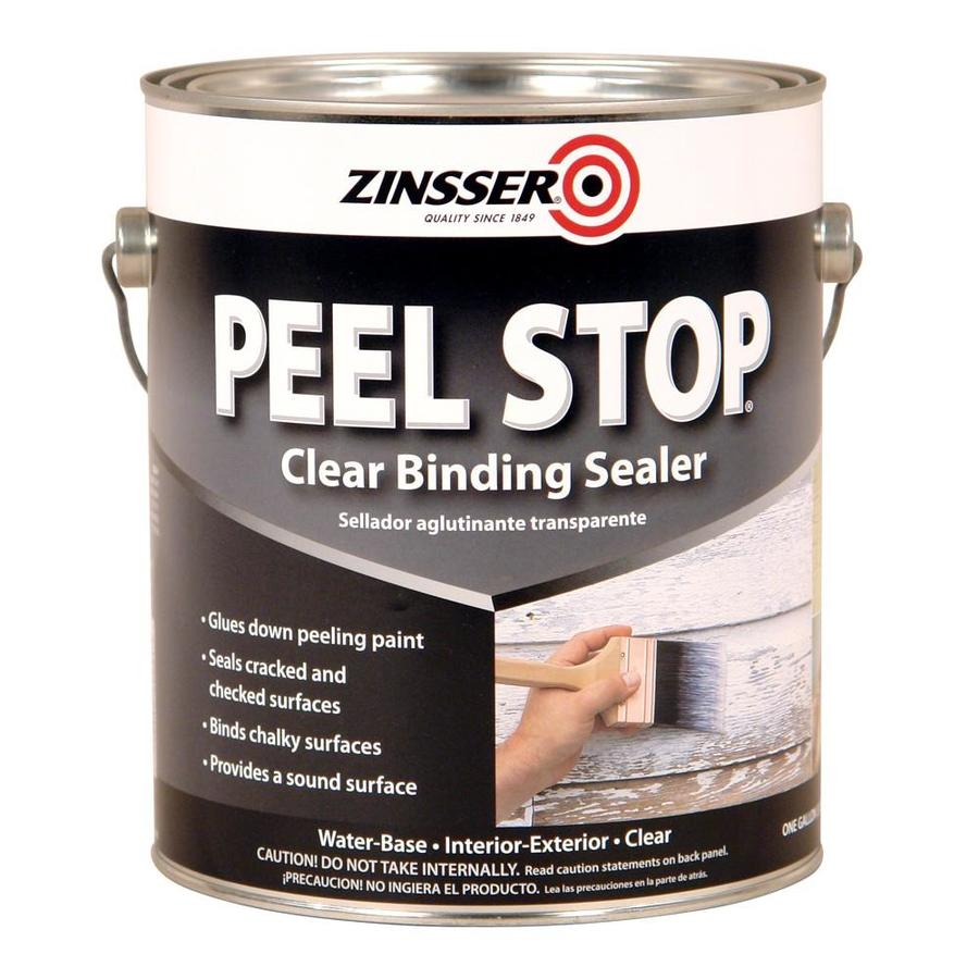 Zinsser Peel Stop Interior Latex Primer (Actual Net Contents: 128-fl oz)