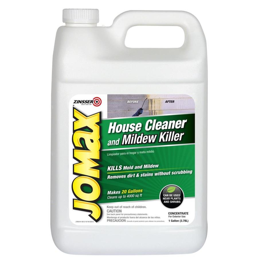 Jomax 128 Fl Oz Liquid Mold Remover At Lowes Com