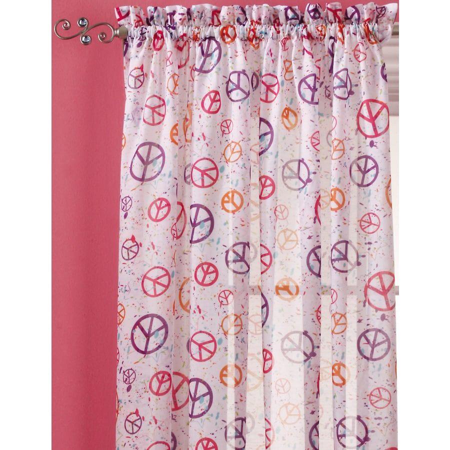 window panel home shower dorado at tab pattern in top curtains white curtain