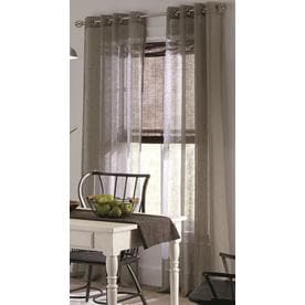 Gray Curtains Amp Drapes At Lowes Com