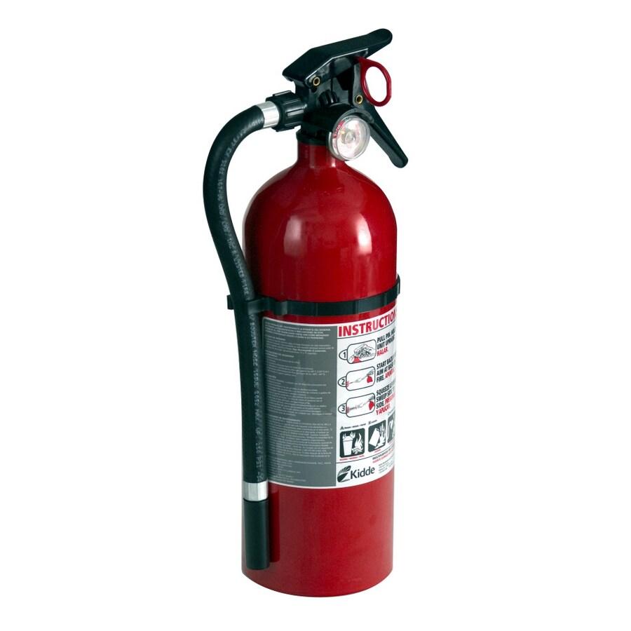 Kidde Kitchen Fire Extinguisher: Kidde Garage Fire Extinguisher At Lowes.com