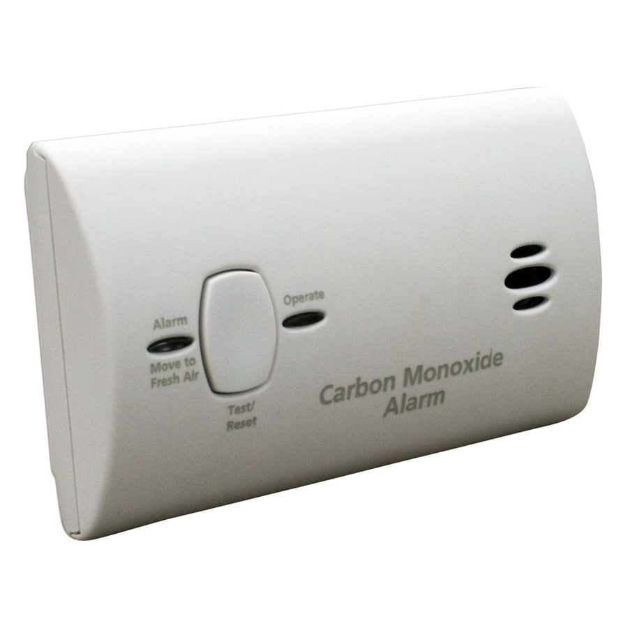 Kidde Battery-Operated Carbon Monoxide Detector