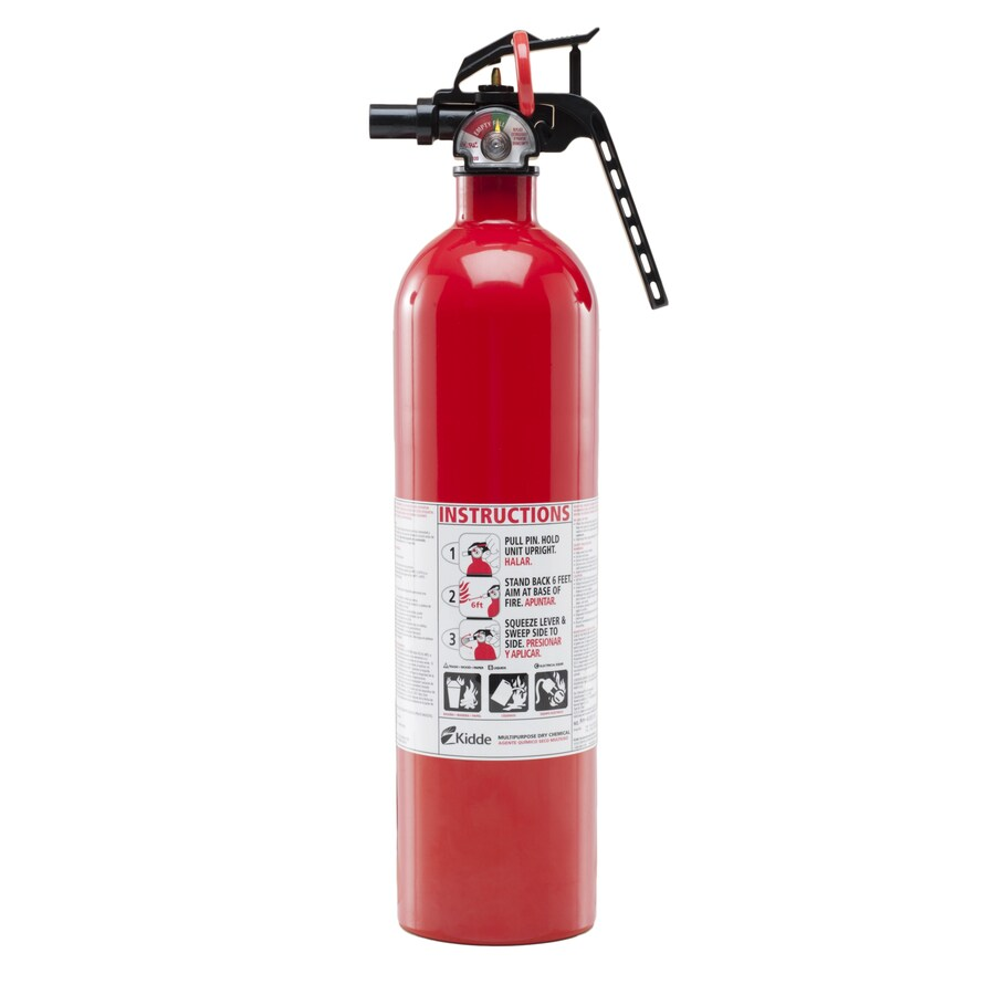 Kidde Basic 1A10BC Fire Extinguisher