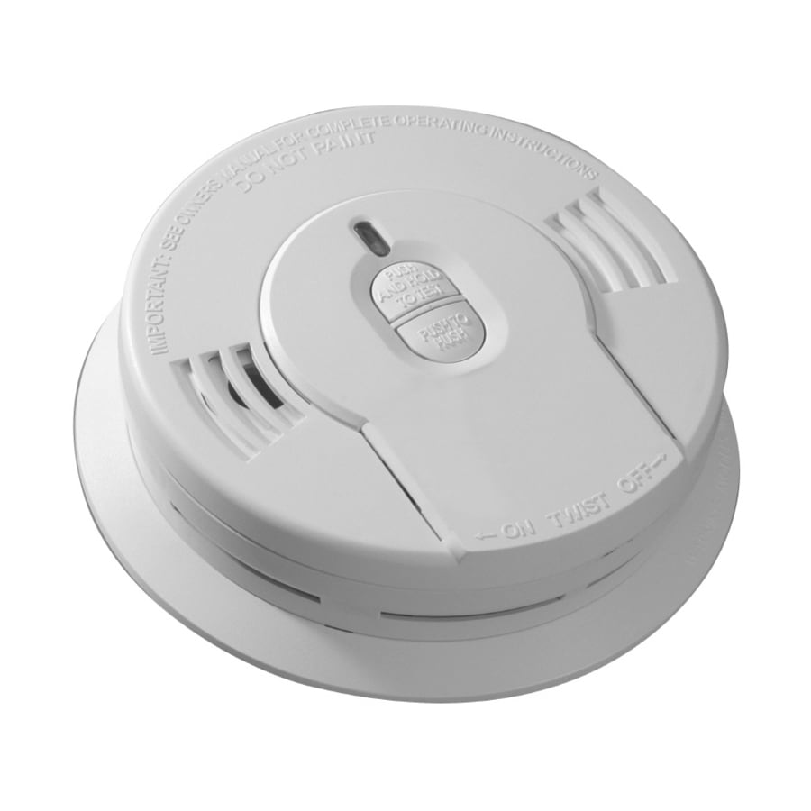 Kidde Battery-Powered-Volt Smoke Detector