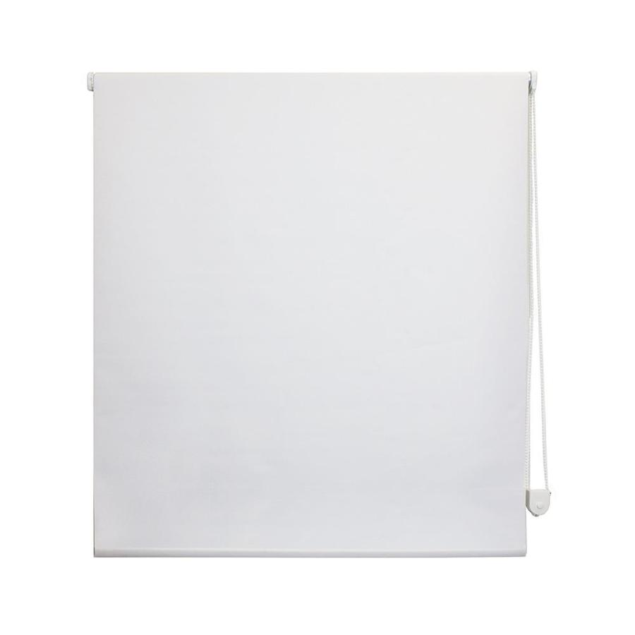 Radiance White Blackout Polyester Roller Shade (Common 48-in; Actual: 48-in x 72-in)