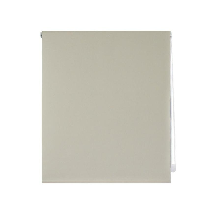Radiance Tan Blackout Polyester Roller Shade (Common 27-in; Actual: 27-in x 72-in)