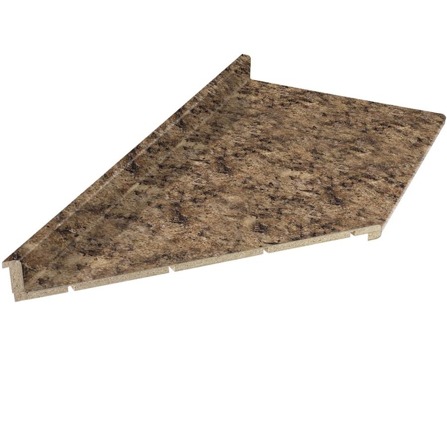 shop vti fine laminate countertops wilsonart 12 ft milano amber quarry miter laminate kitchen. Black Bedroom Furniture Sets. Home Design Ideas