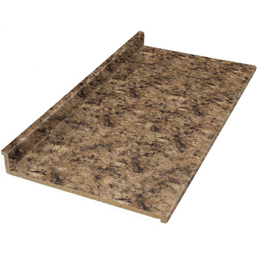 shop vti fine laminate countertops wilsonart 12 ft milano amber quarry straight laminate kitchen. Black Bedroom Furniture Sets. Home Design Ideas