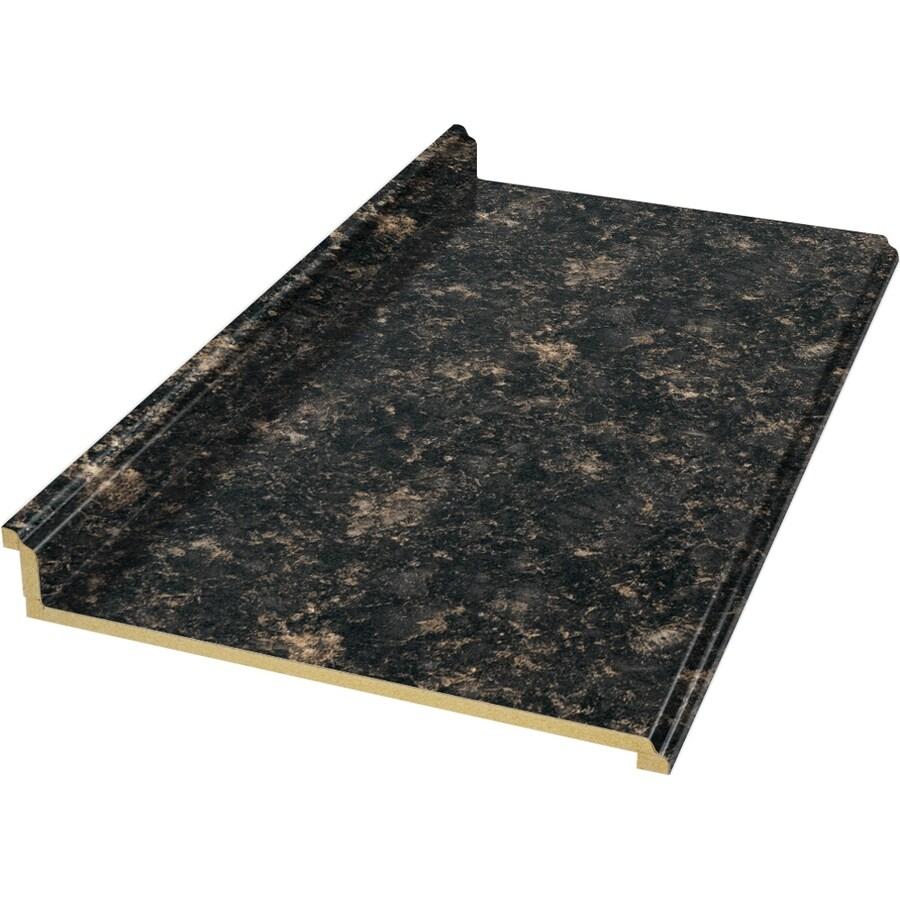 VTI Fine Laminate Countertops Wilsonart 10 Ft Bahia Granite Quarry Straight  Laminate Kitchen Countertop