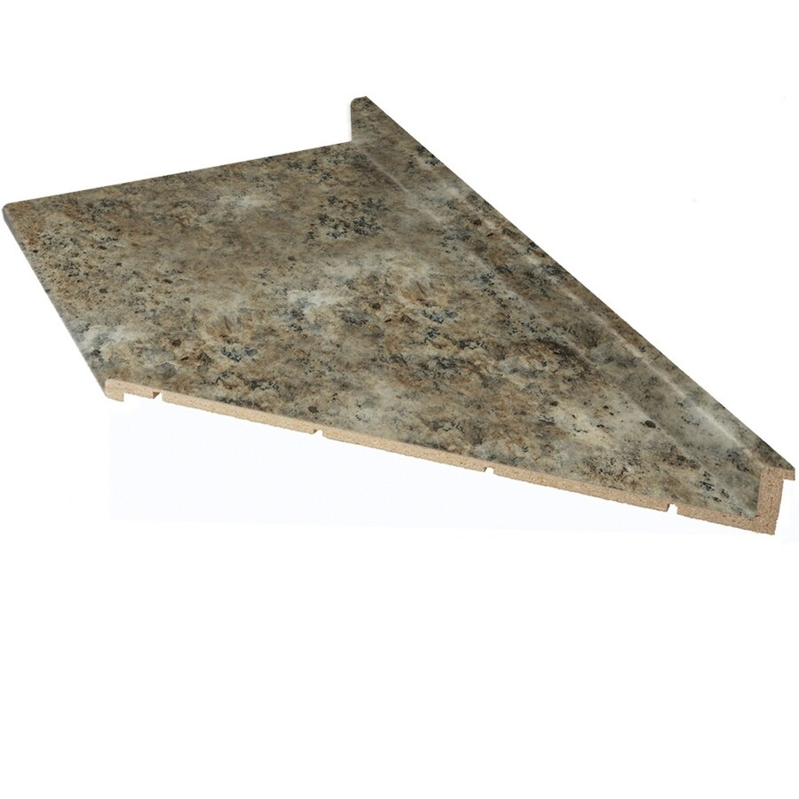 shop vti fine laminate countertops wilsonart 12 ft madura gold quarry miter cut laminate kitchen. Black Bedroom Furniture Sets. Home Design Ideas