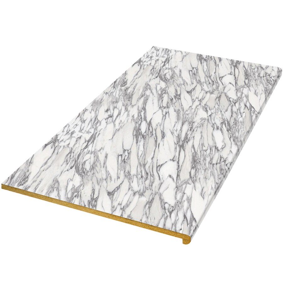VT Dimensions 6-ft 3005-08 Constantine Marble Velvatex Straight Laminate Kitchen Countertop