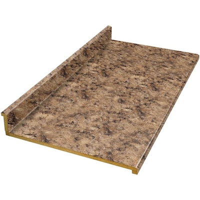 Wilsonart 6-ft Milano Amber- Quarry Straight Laminate Kitchen Countertop