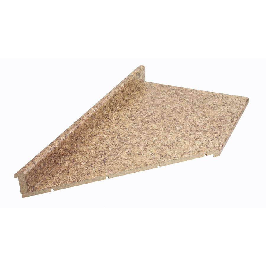 Shop belanger fine laminate countertops wilsonart 10 ft for Lowes countertops