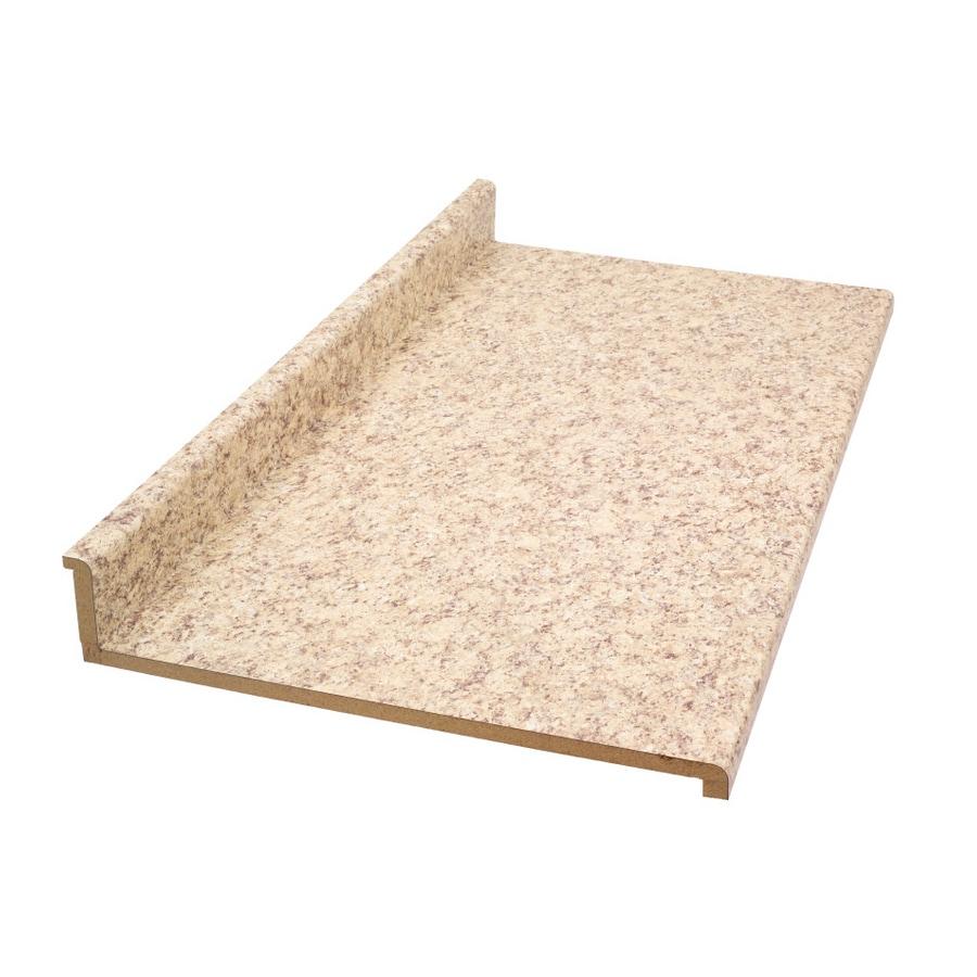 BELANGER Fine Laminate Countertops 4 Ft Milano Quartz Straight Carpet