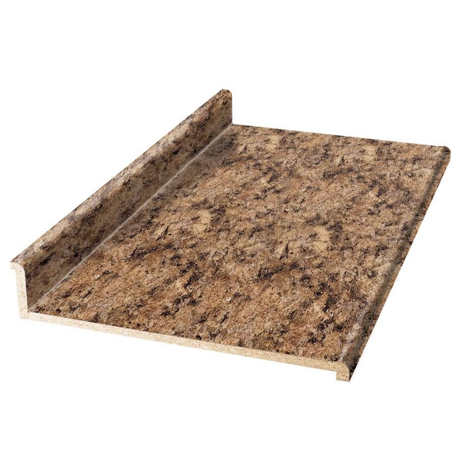 Vti Fine Laminate Countertops Wilsonart 4 Ft Milano Amber Quarry Straight Laminate Kitchen Countertop