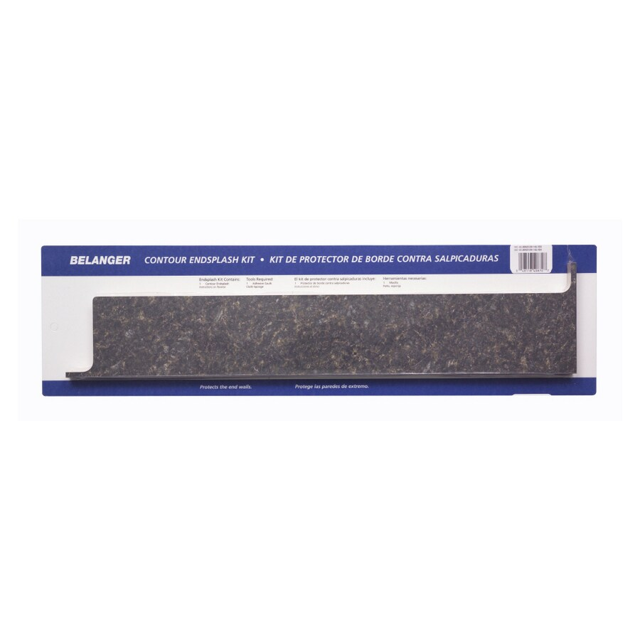 BELANGER Fine Laminate Countertops Labrador Granite End Cap