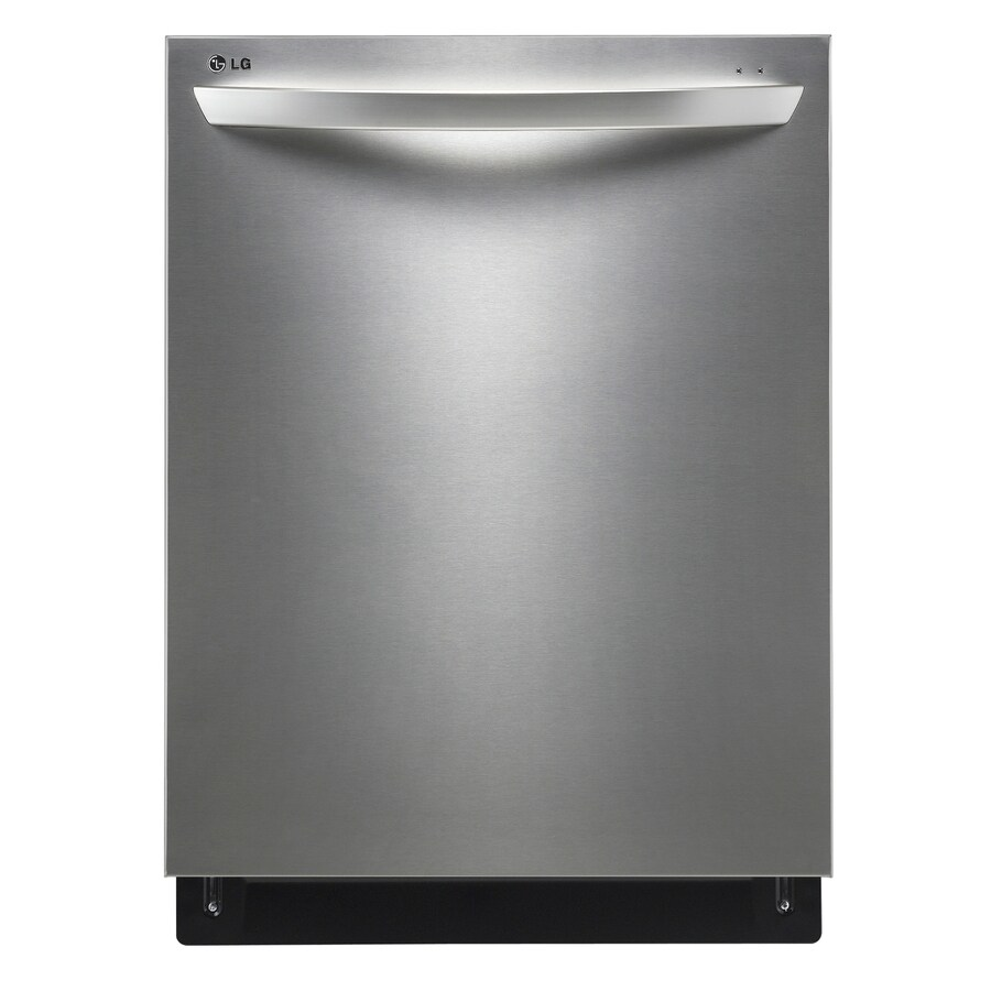 LG 48-Decibel Built-In Dishwasher (Stainless Steel) (Common: 24-in; Actual: 23.75-in) ENERGY STAR