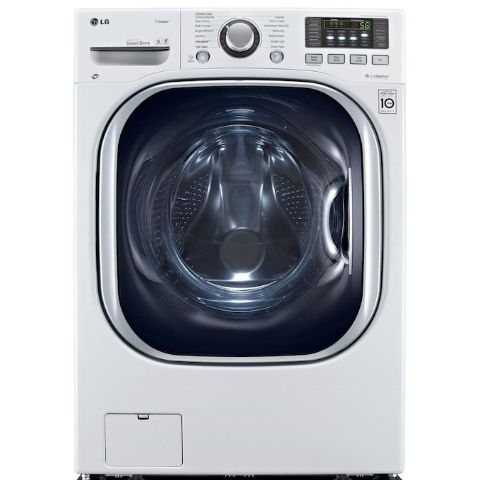 LG 4.2-cu Ft White Ventless Combination Washer And Dryer
