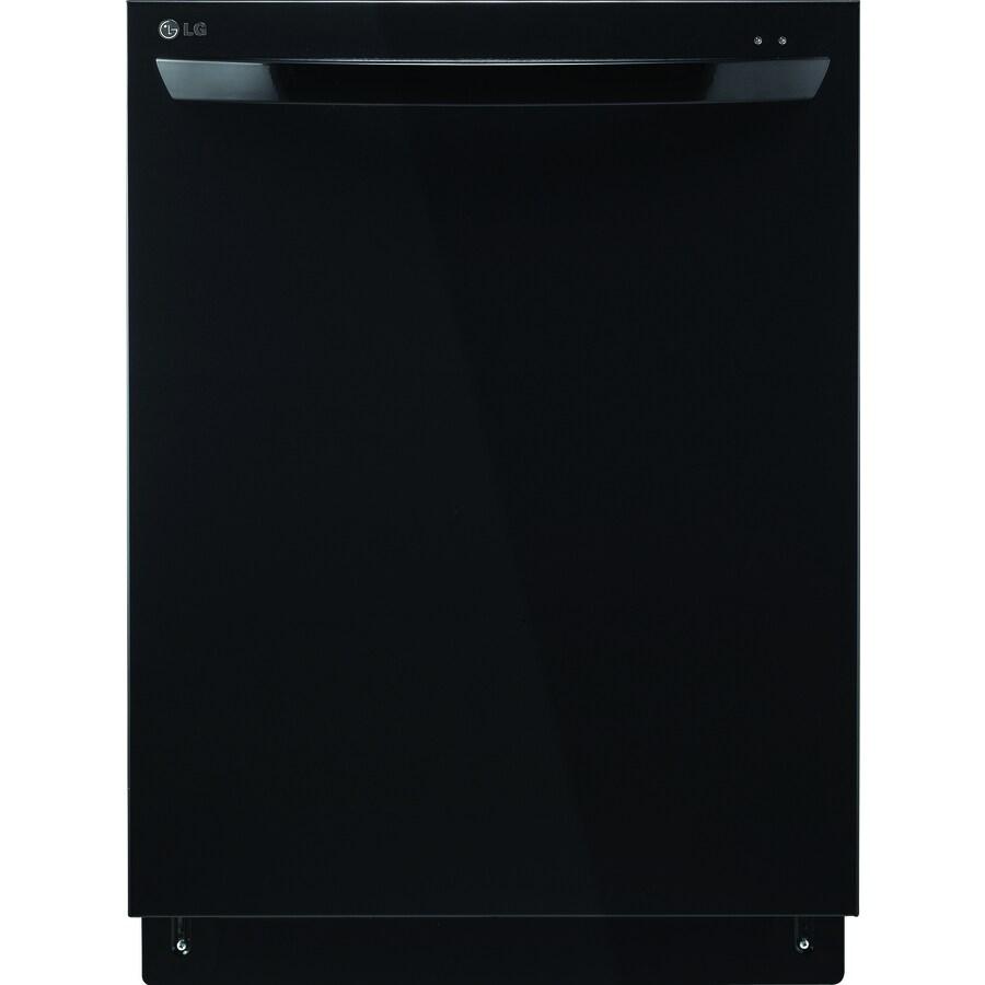 LG 44-Decibel Built-In Dishwasher (Black) (Common: 24-in; Actual: 23.75-in) ENERGY STAR