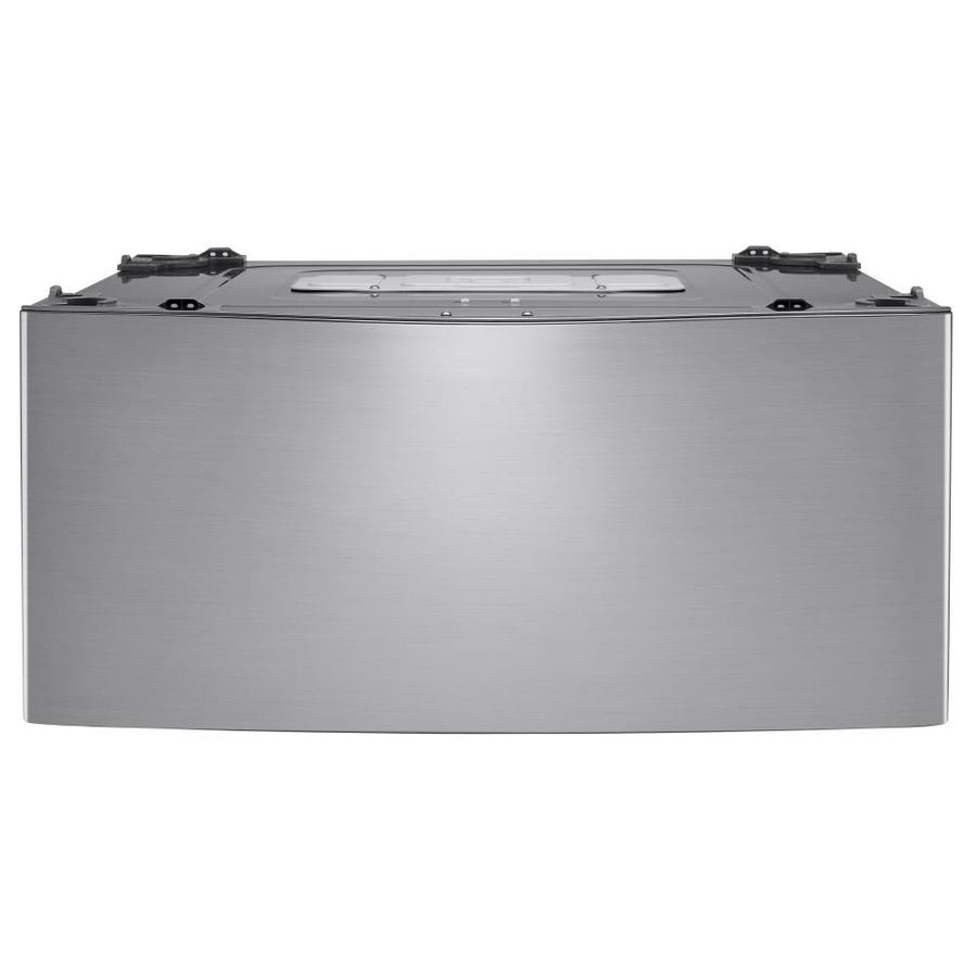 LG Sidekick 1-cu ft 29-in Pedestal Washer (Graphite Steel)