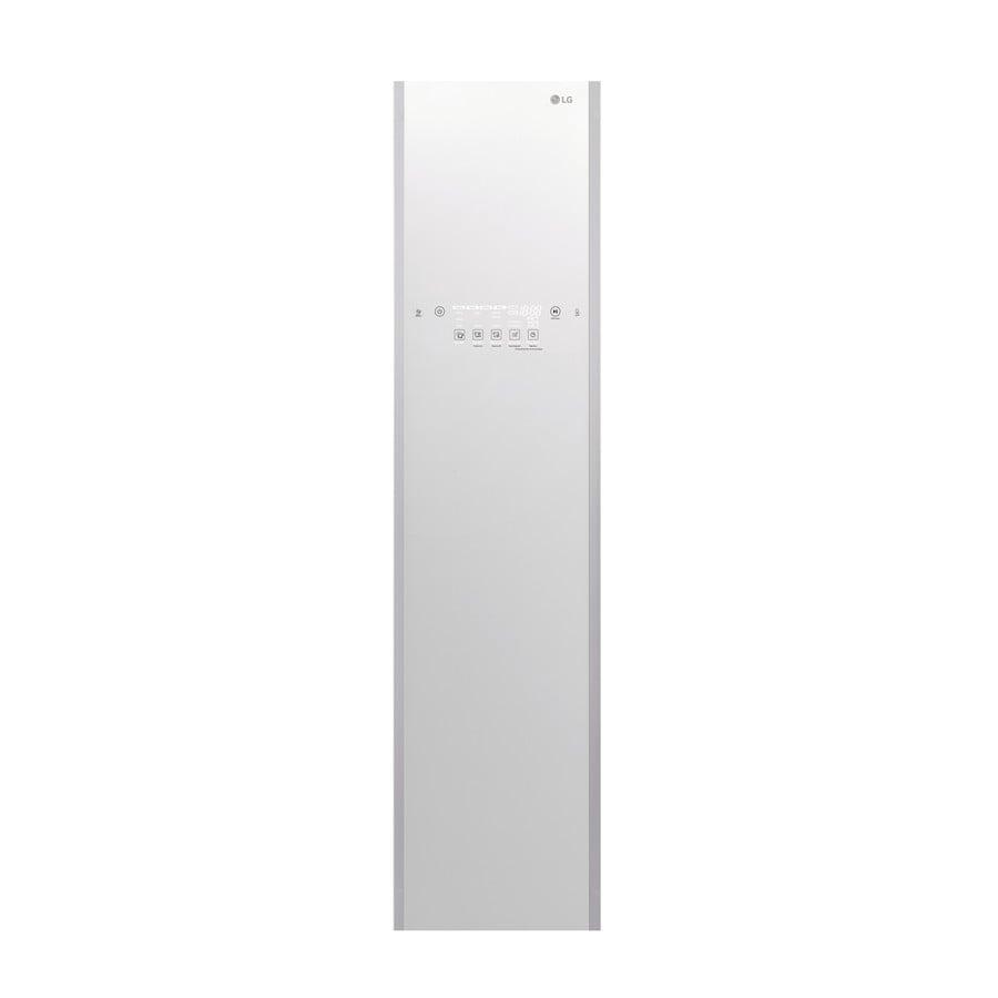 LG Styler White Programmable Fabric Steamer