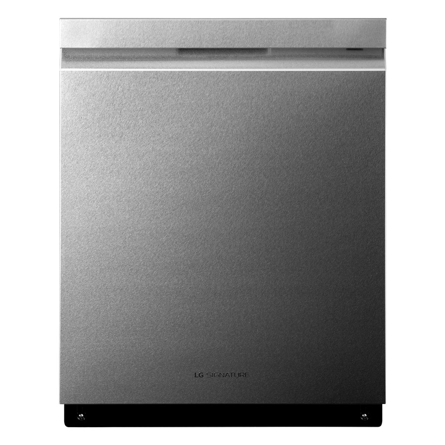 LG Signature 40-Decibel Built-in Dishwasher (Diffused Stainless Steel) (Common: 24-in; Actual: 23.75-in) ENERGY STAR