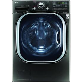 Delightful LG TWINWash Compatible 4.5 Cu Ft High Efficiency Stackable Front Load Washer  (