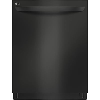 LG SmartThinQ QuadWash 44-Decibel Built-In Dishwasher